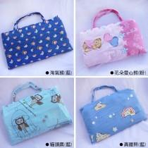【嬅樺小舖】MIT台灣製 三摺式 兒童 夏季 棉質睡袋《多款下標區A》