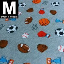 【嬅樺小舖】MIT台灣製 三層專業透氣防水墊 M號《球類競賽》防尿墊 隔尿墊 看護墊 寵物墊 生理墊 產褥墊 露營墊 野餐墊~