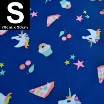 【嬅樺小舖】MIT台灣製 三層專業透氣防水墊 S號《獨角獸》防尿墊 隔尿墊 防水尿墊 尿布墊 看護墊 寵物墊 生理墊 產褥墊 露營野餐墊~