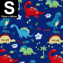 【嬅樺小舖】MIT台灣製 三層專業透氣防水墊 S號《侏羅紀》防尿墊 隔尿墊 防水尿墊 尿布墊 看護墊 寵物墊 生理墊 產褥墊 露營野餐墊~