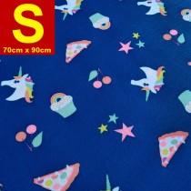 【嬅樺小舖】MIT台灣製 五層專業透氣防水墊 S號《機能款-獨角獸》防尿墊 隔尿墊 防水尿墊 尿布墊 看護墊 寵物墊 生理墊 產褥墊 露營野餐墊~
